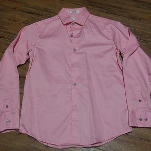 Calvin Klein sateen dress shirt